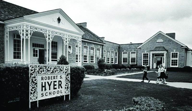 1949: Hyer Elementary