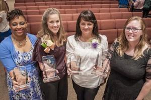 CSISD Employee Award Winners