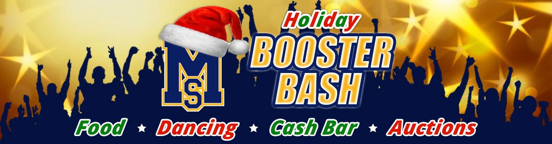 Holiday Booster Bash