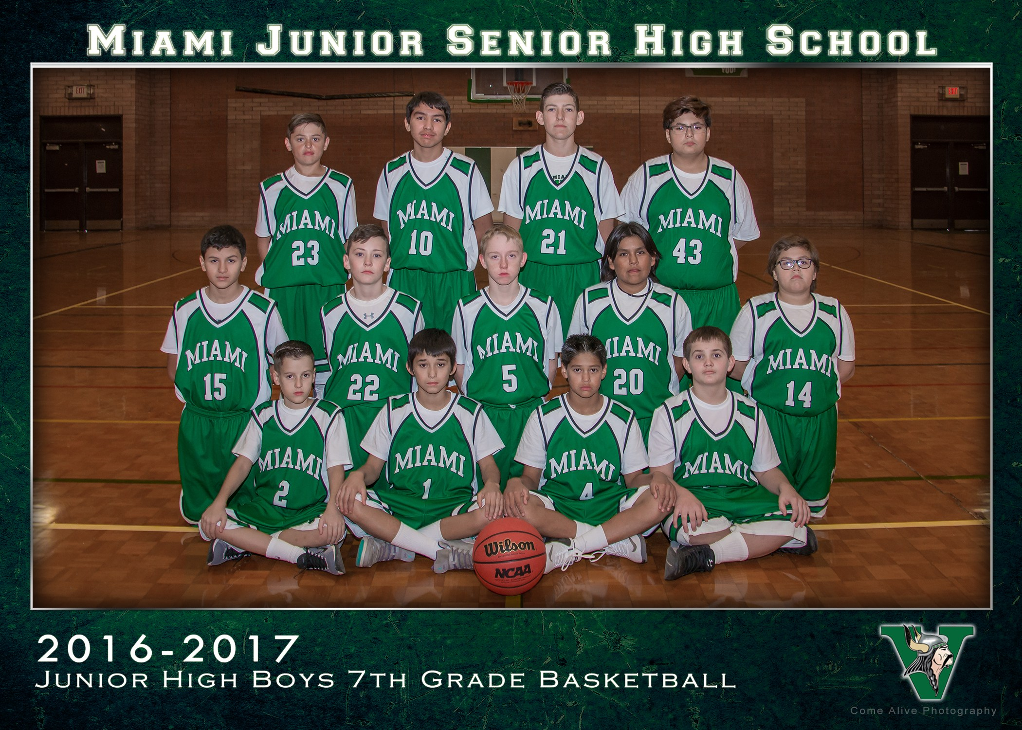 Junior High Boys BB