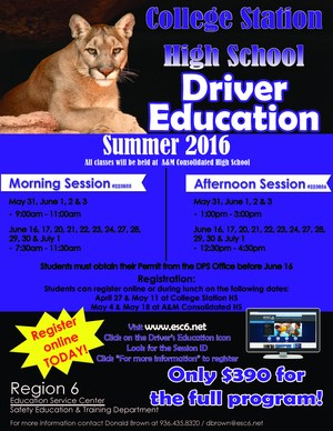 College Station HS Flyer Summer 2016.jpg