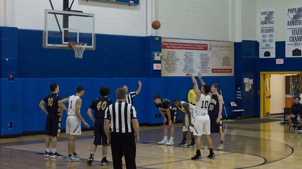 PJ boys basketball