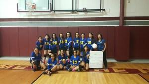 8th. Grade Volleyball B-Team (2).jpg
