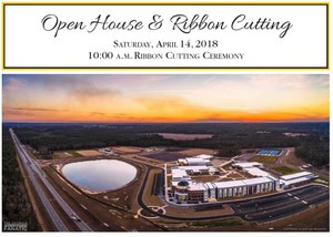 Open House Ribbon Cutting Ceremony