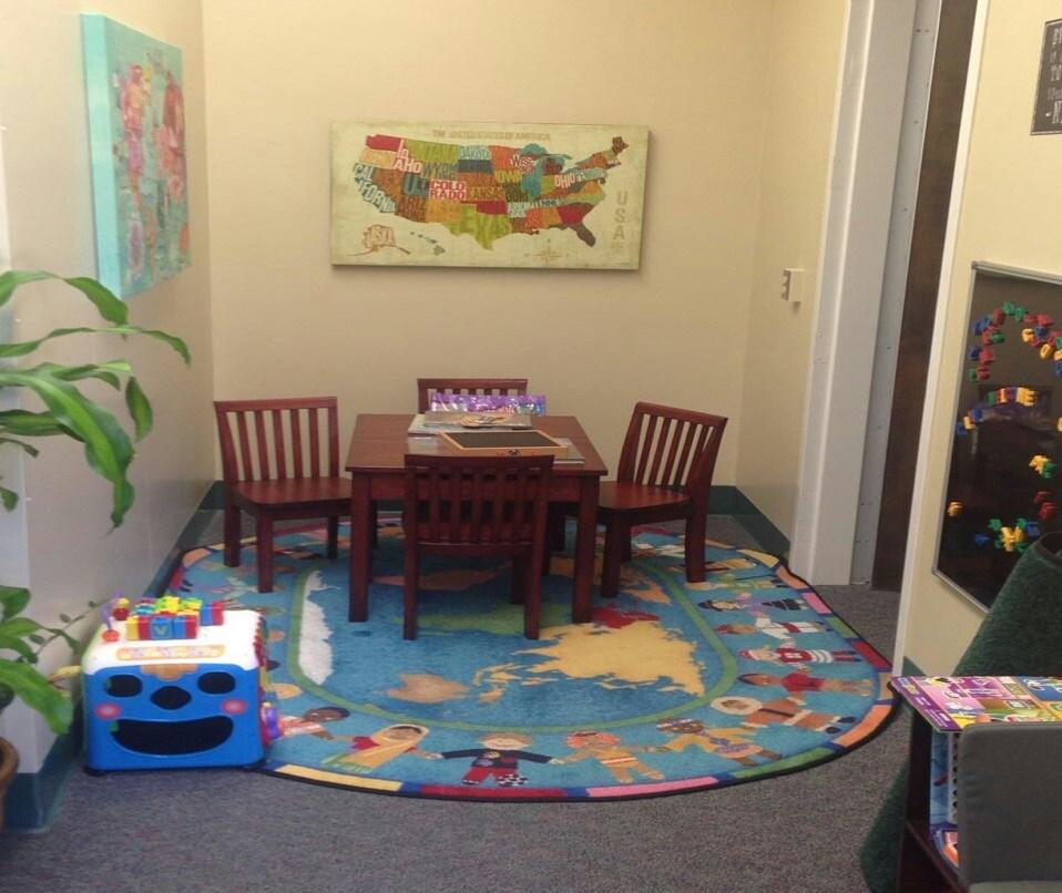 West Parent Center Kid's Corner