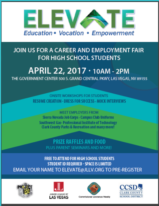 Beacon is having a booth at the ELEVATE Career and Employment fair