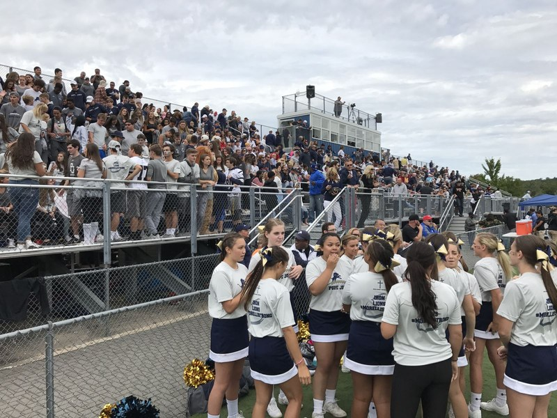 Pope John crowd picture