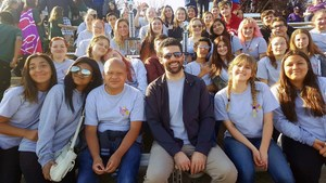Ukiah High School choir students, accompanied by Janice Timm, recently traveled to Vanden High School in Fairfield for the Music in the Parks Festival, where they placed well.
