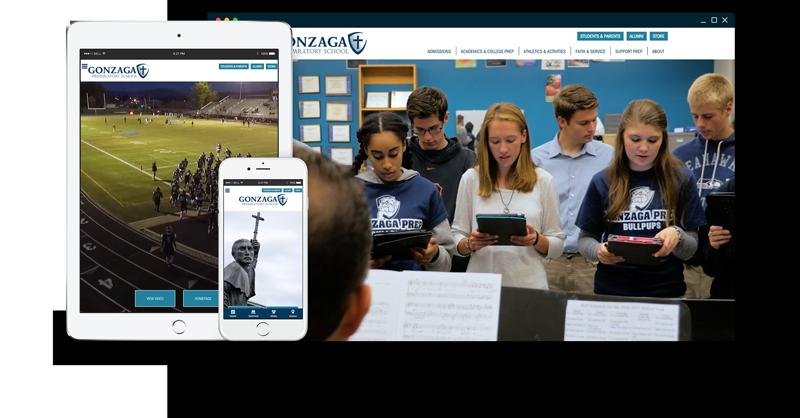Gonzaga Prep Website