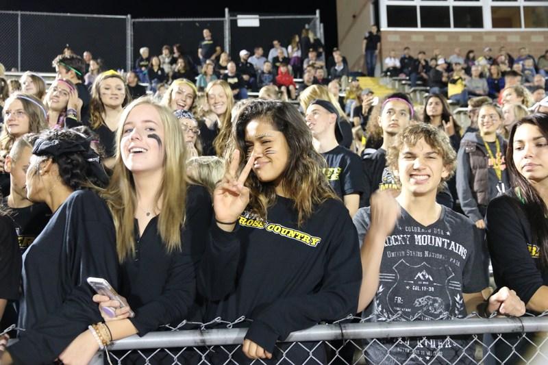 Homecoming Football Game vs. Jefferson HS Thumbnail Image