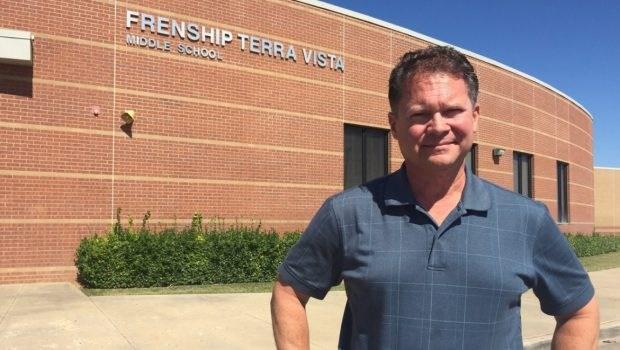 TVMS Principal Brent Lowrey