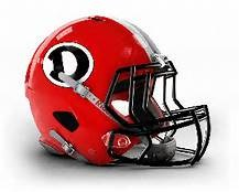 DHS Football Helmet