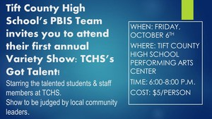 Tift County High School's PBIS Team invites you.jpg