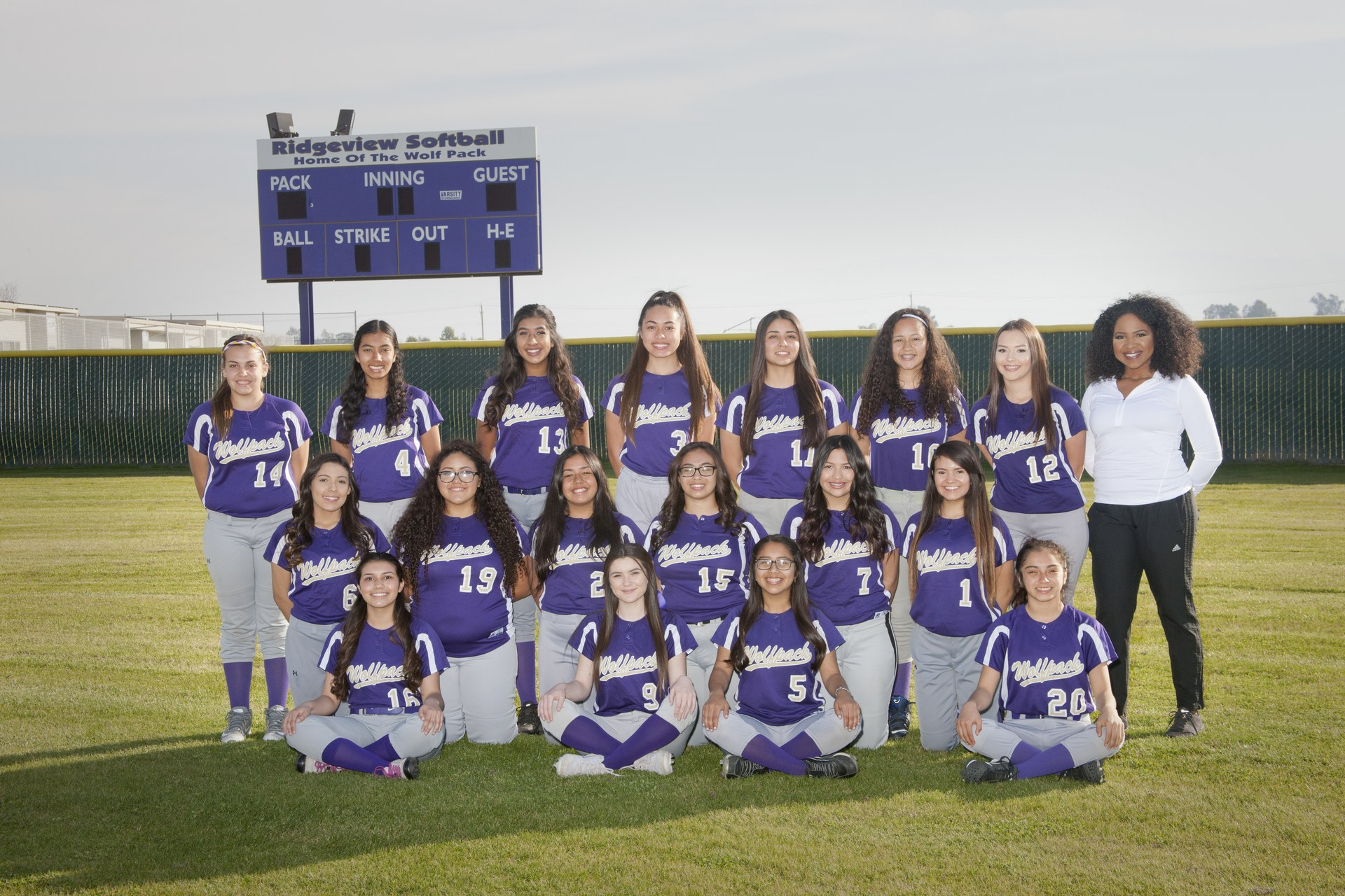 RHS FS Softball