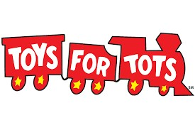 BTE Collecting for Toys for Tots Thumbnail Image