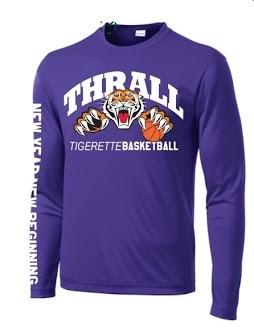 Tigerette Basketball Shirt Orders Due FRIDAY Thumbnail Image