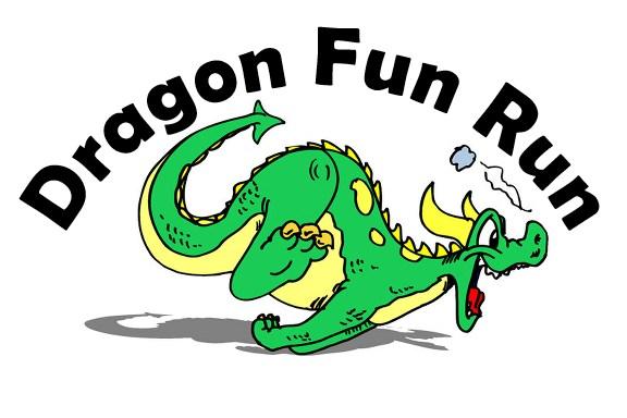 dragon fun run logo