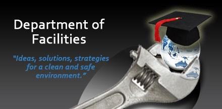 Facilities Department Logo