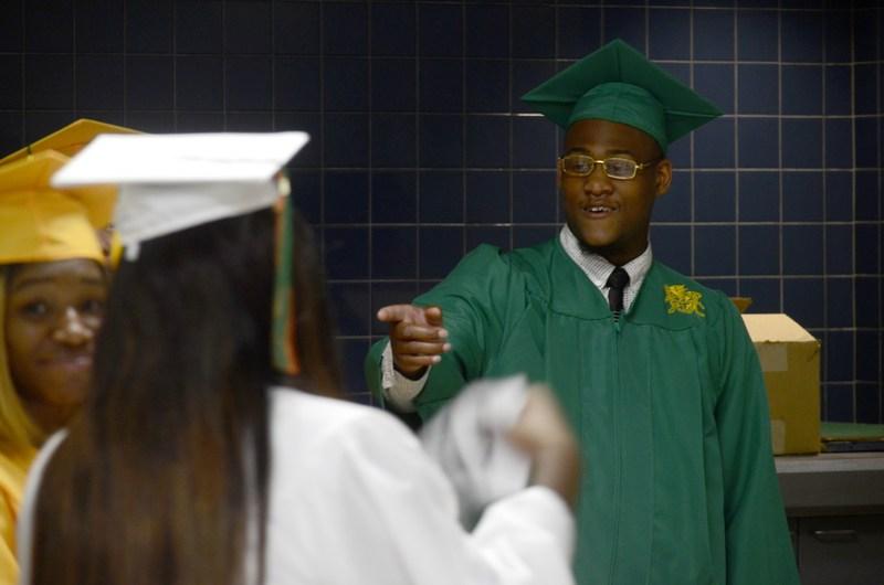 Summer Grads Earn Diplomas Thumbnail Image
