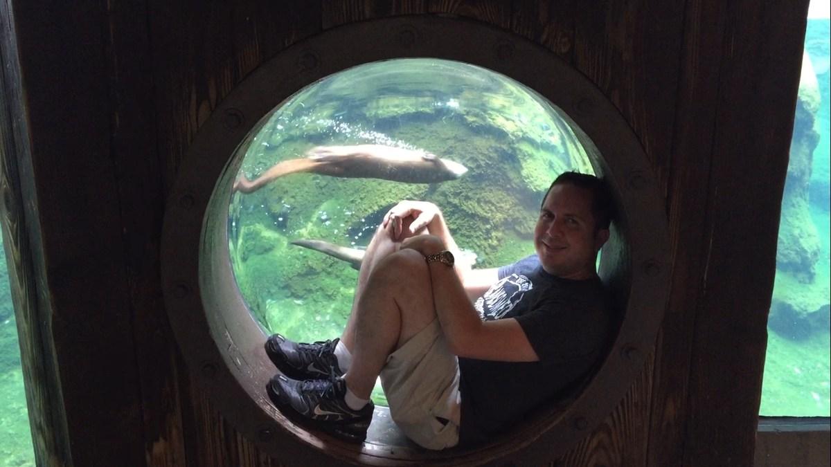Mr. Mayes - Zoo
