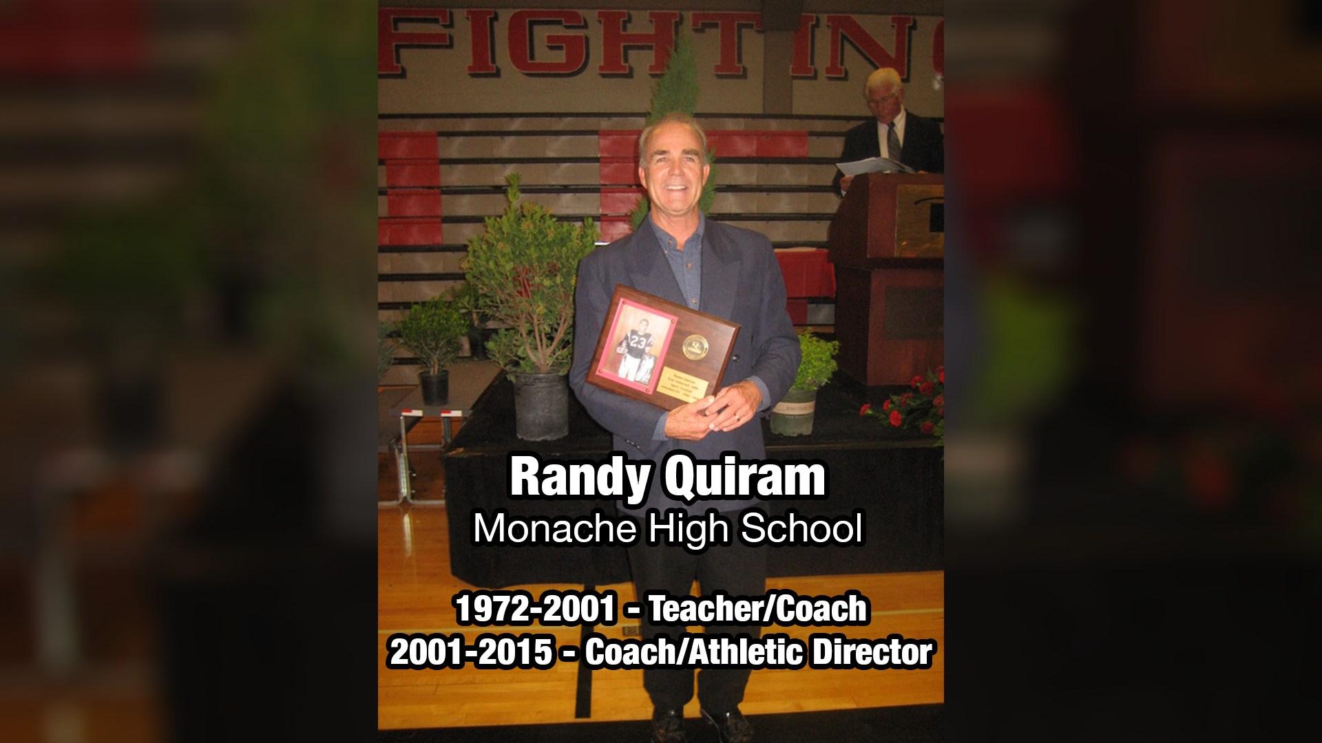 Randy Quiram