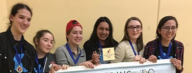 DESTINATION IMAGINATION 1st place - 4 years in a row! Thumbnail Image
