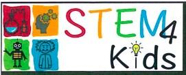 STEM4 Kids Logo
