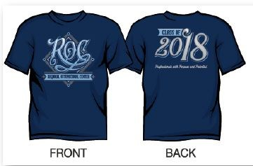 ROC Class of 2018 Shirts Now Available Thumbnail Image
