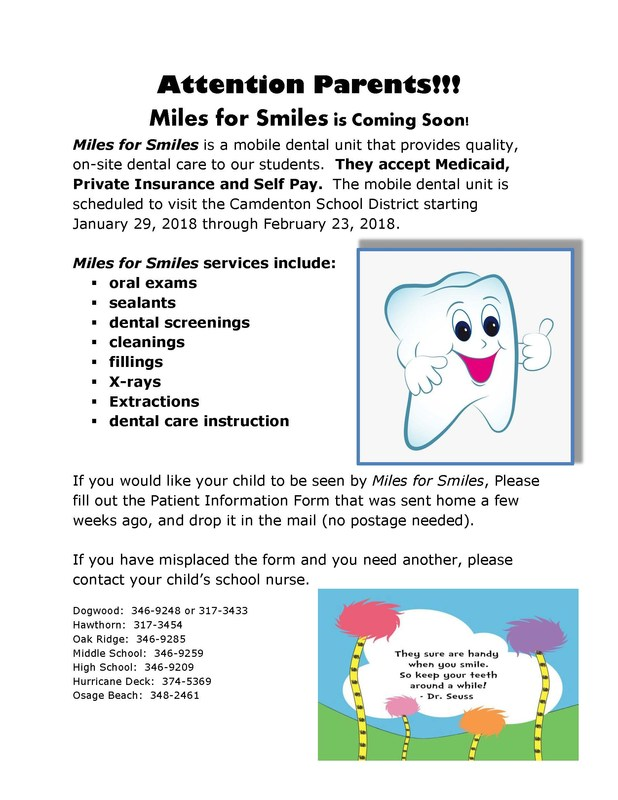 Miles for Smiles Featured Photo