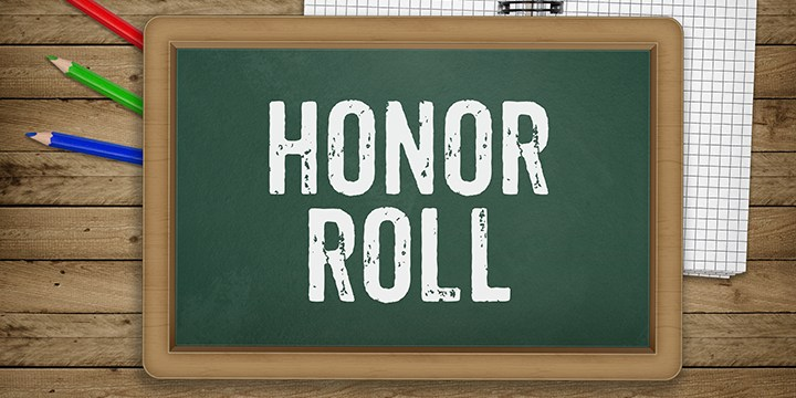1st Nine Weeks Honor Roll Thumbnail Image