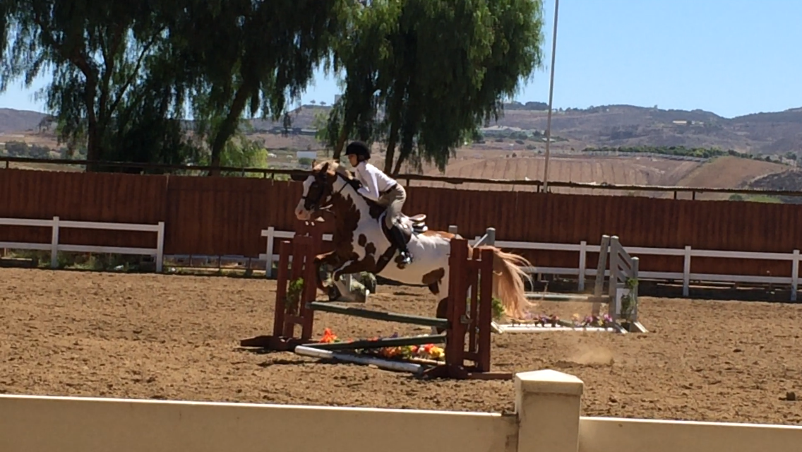 Michelle Jumping