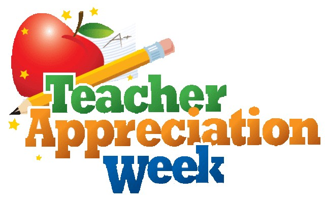 May 7- May 11        Teacher Appreciation Week Featured Photo