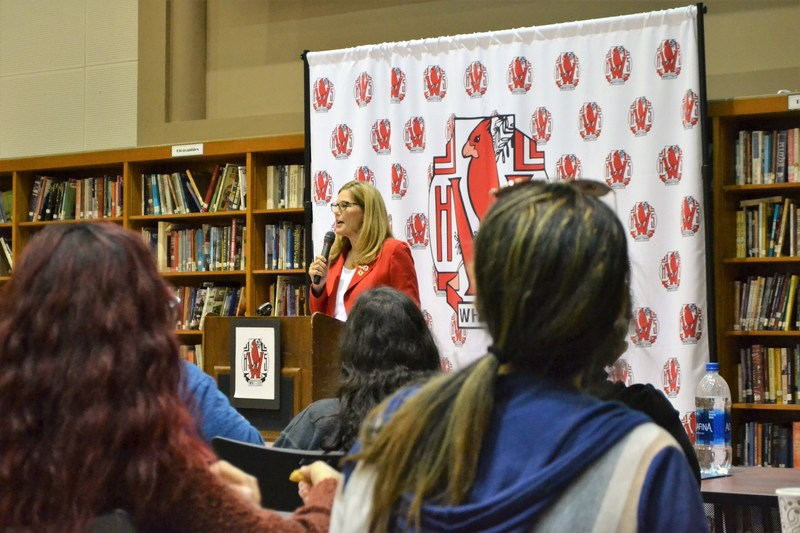 Whittier High Alumni Return to Campus to Inspire Students Featured Photo