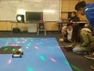 Disco robot