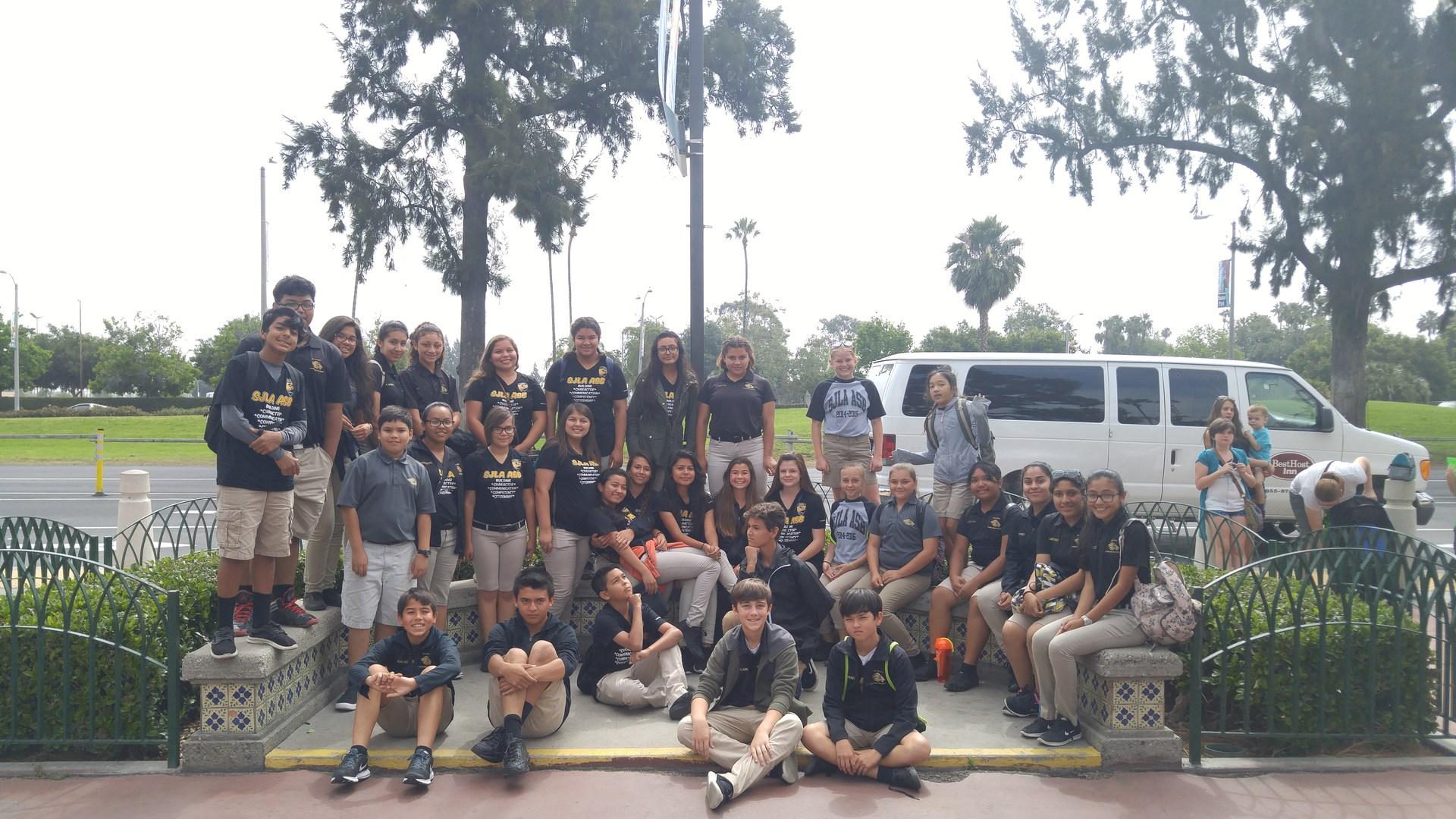 San Jacinto Leadership Academy ASB