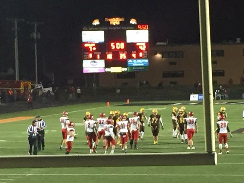 Madison Mohawks 42-7 victory over West Jefferson High