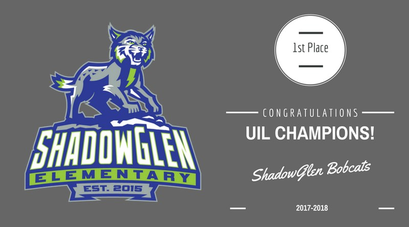 ShadowGlen Elementary Wins 2017-18 UIL Elementary School Competition Thumbnail Image