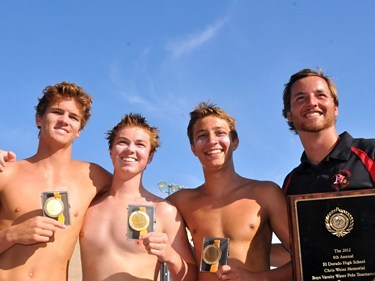 PVHS Boys' Water Polo