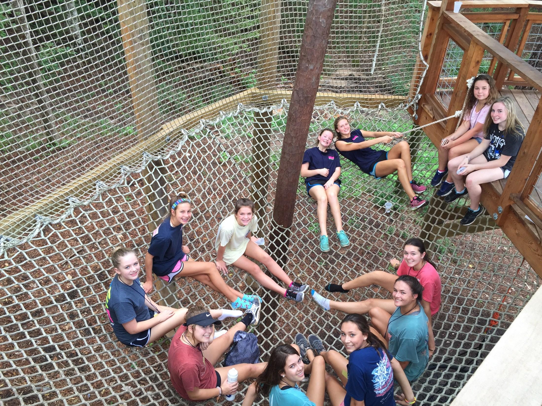 Freshman Retreat – Spiritual Life – Concordia Lutheran High School