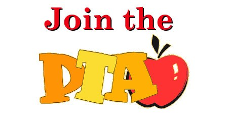 Join the PTA today! Together we can make a difference! Thumbnail Image