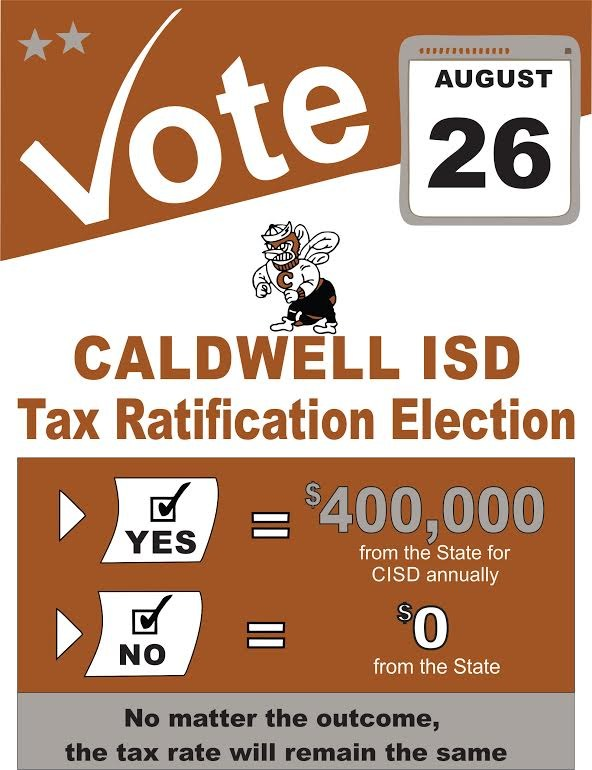 Tax Ratification Election Called Featured Photo