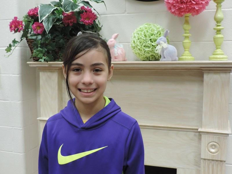 Alina Sanchez Reaches Tiger Star Reader Status! Thumbnail Image