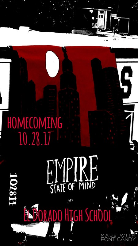 Empire State of Mind - Homecoming 2017 Thumbnail Image