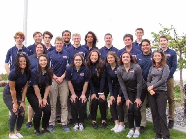 Sports Medicine Students Shine Featured Photo