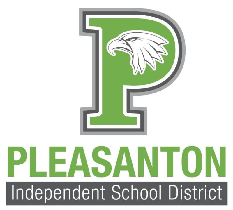 Pleasanton ISD logo