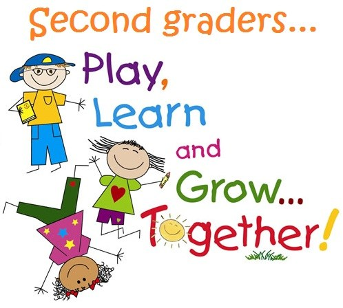 Image result for clipart  play learn grow 2nd grade