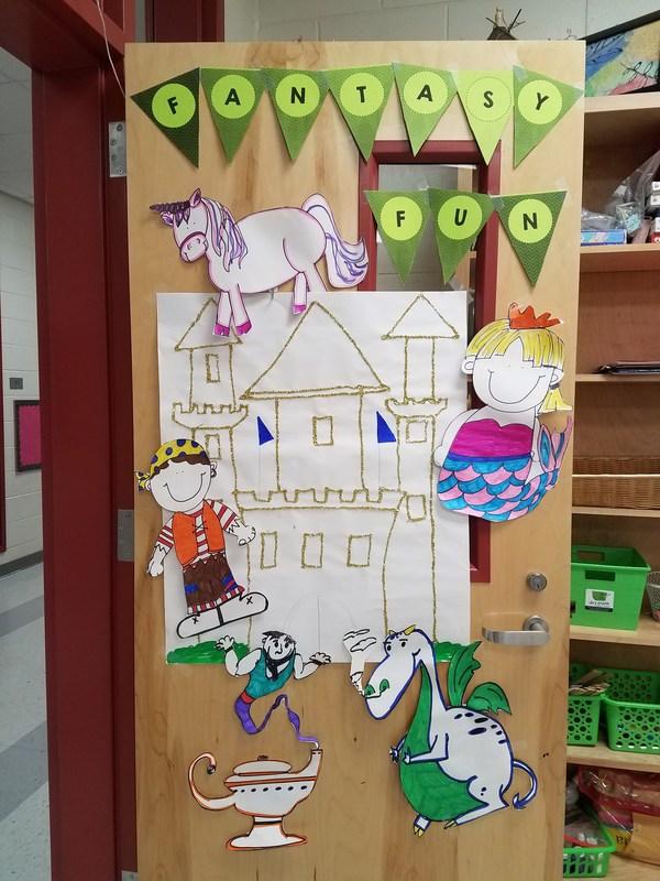 Fantasy Week in Mrs. Burk's ELA classes Featured Photo