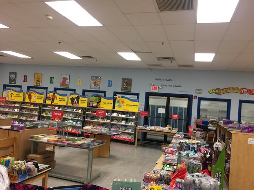 Our April Book Fair will be here 4/10-4/17/2018