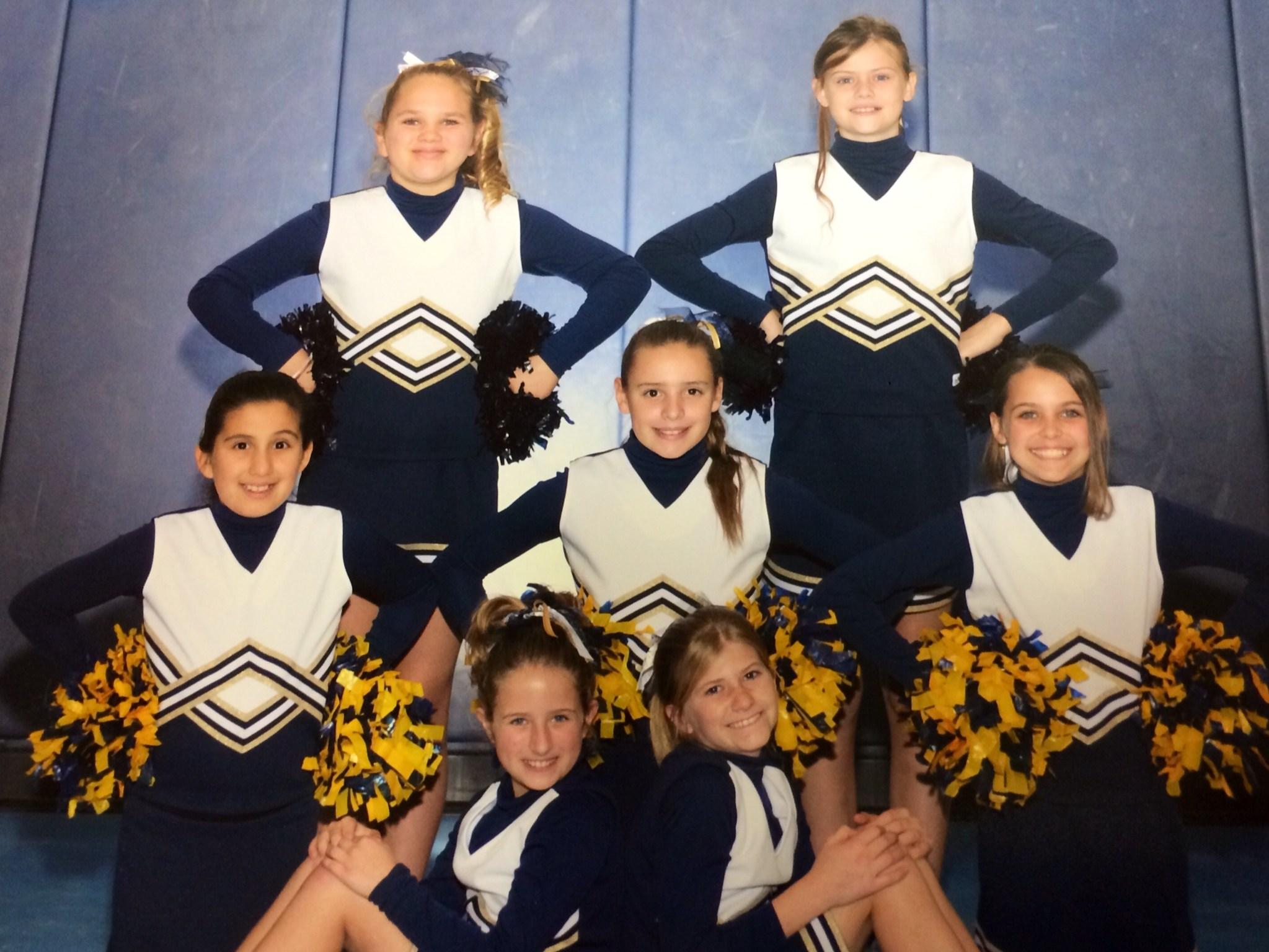 Girls Cheer