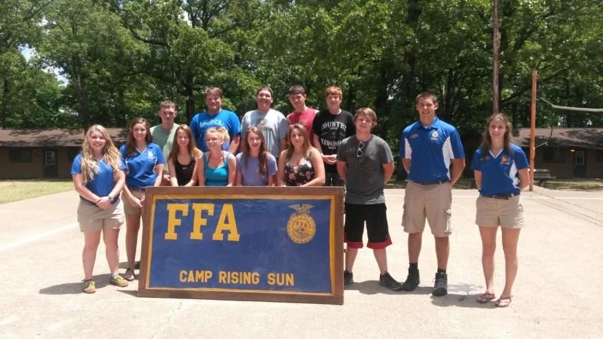 FFA Camp Rising Sun